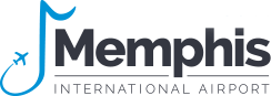 Transparent backround of the Memphis international logo